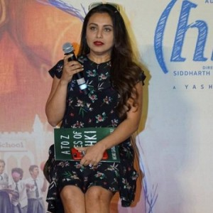 Hichki Hindi Film Trailer Launch