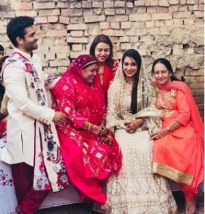 Shoaib Ibrahim and Dipika Kakar Wedding Reception