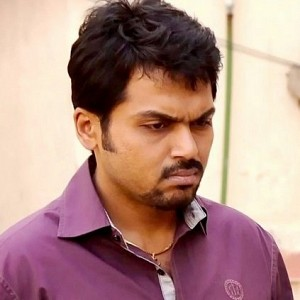 Karthi's emotional speech on producer Ashok Kumar's suicide