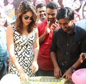Lavanya Tripathi Birthday Celebrations