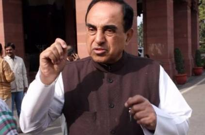 BJP MLA Subramanian Swamy comments on Section 377
