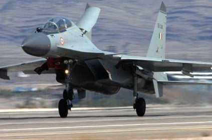 Nashik: Sukhoi jet on test flight crashes, pilots safe