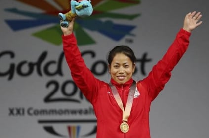 India\'s Sanjita Chanu wins third medal at 21st Commonwealth