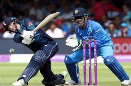 MS Dhoni becomes first Indian wicketkeeper to take 300 catches in ODI