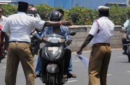 TN - Boy caught riding bike without license made to man traffic