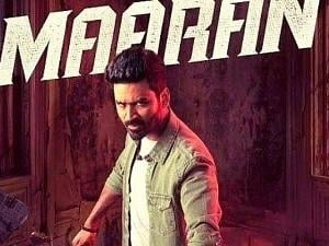 Big Surprise! Famous Director-Actor roped in to play an important role in Dhanush's MAARAN!