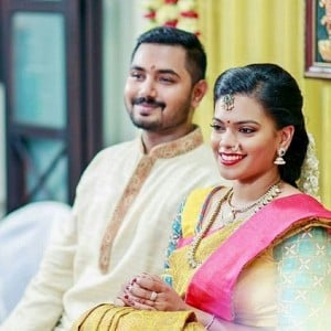 Keerthana Parthiepan gets married!