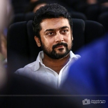 Suriya 36's next schedule to happen at Tanjore