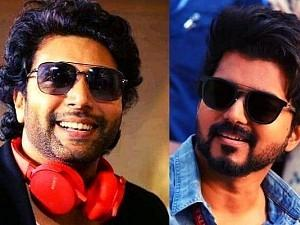 Thalapathy Vijay's throwback pic with Jayam Ravi is lit - guess which year?