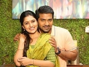 Vani Bhojan and Vaibhav come together to kickstart this Radhamohan directed 'roller-coaster' comedy! - Details