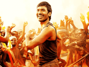 Karnan UPDATE: Just a day ahead of release, Dhanush shares a new poster! Don't miss!