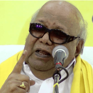 K-Town meets Karunanidhi - See who all visited the legend!