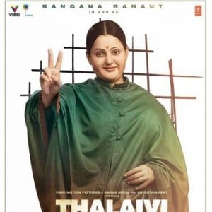 Thalaivi Tamil movie photos